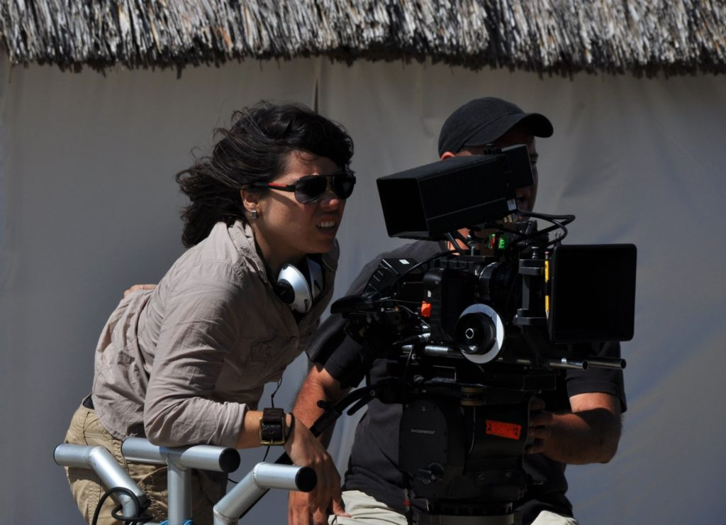 Claudia Pinto Emperador, Spanish-Venezuelan director and screenwriter living in Spain